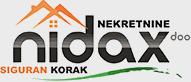 Nidax-Nekretnine logo